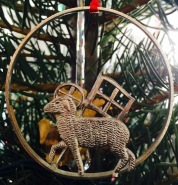 Moravian Lamb Ornament