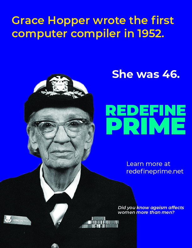 Redefine Prime Campaign